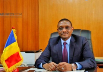 Chérif Mahamat Zene, ministre tchadien des A.E, de l'Intégration africaine, de la Coopération internationale et de la Diaspora