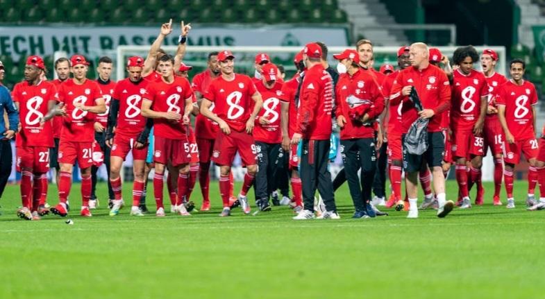Le Bayern décroche son 30e titre de champion : Le premier à huis clos !