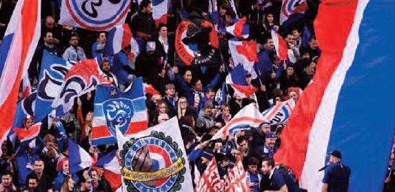 """Des supporters de toute l'Europe veulent être """"consultés"""" sur l'avenir du foot"""