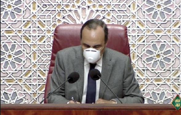 Habib El Malki se réunit avec avec les présidents des groupes et groupement parlementaires