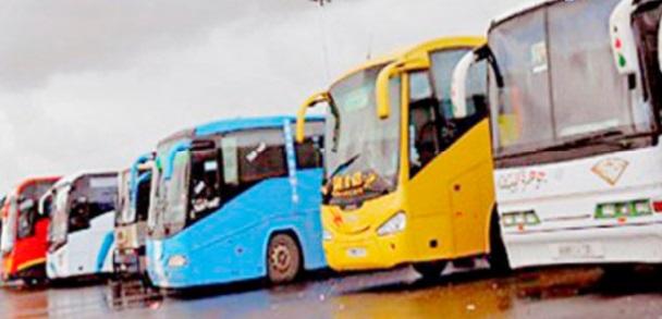 Reprise progressive du transport de voyageurs et de touristes