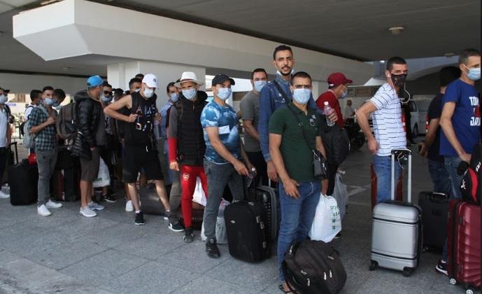 600 Marocains bloqués à l'étranger regagnent le Maroc