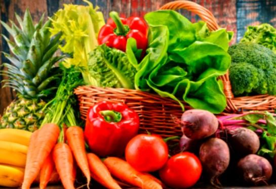Le prix des légumes  redescend en mai