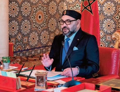 Vœux du président tunisien à S.M le Roi