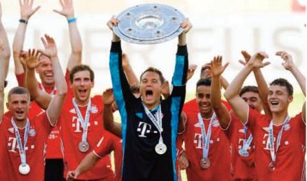 Prodige, racisme et corona  : La Bundesliga en cinq images fortes