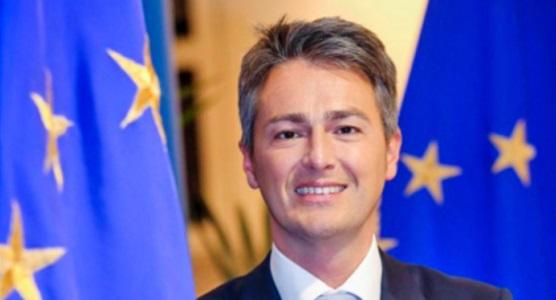 Hugues Bayet, député fédéral belge et ancien eurodéputé