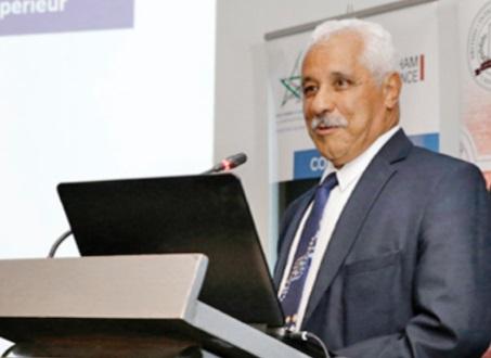 Mohamed Tahiri, directeur de l'enseignement supérieur et de l'innovation pédagogique