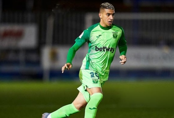 Aymane Mourid signe à Leganés jusqu'en 2024