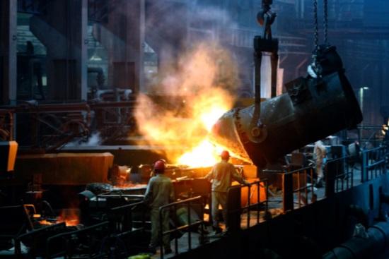 Les prix font un bond de 2,9%  dans la métallurgie en mai