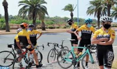 Le cyclisme national reprend de plus belle après trois mois de suspension