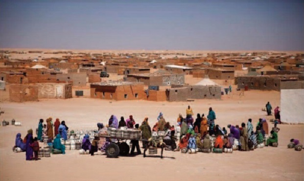La responsabilité de l'Algérie dans le détournement de l'aide humanitaire destinée aux camps deTindouf est patente