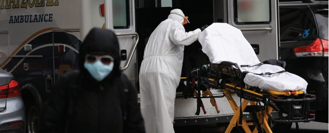 ​Record de contaminations aux Etats-Unis