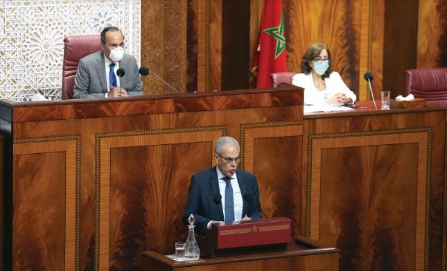 La Chambre des représentants adopte six projets de loi à l'unanimité