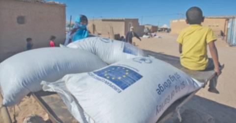 Détournement des aides humanitaires destinées aux camps deTindouf