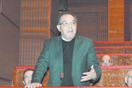 Abdelhamid Fatihi : Le PLFR n'est qu'une  correction des équilibres rompus par la pandémie