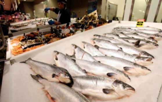 Le prix du poisson et des légumes baisse en juin