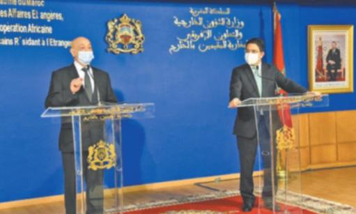Nasser Bourita : Le Maroc s'oppose à l'exacerbation de la situation libyenne et aux initiatives étrangères