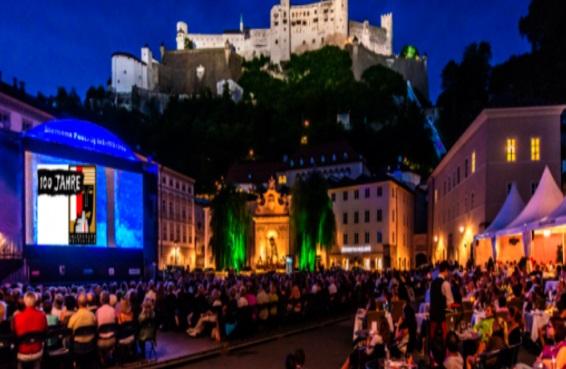 Début de la 100ème édition du festival de Salzbourg, sous restrictions à cause de la pandémie
