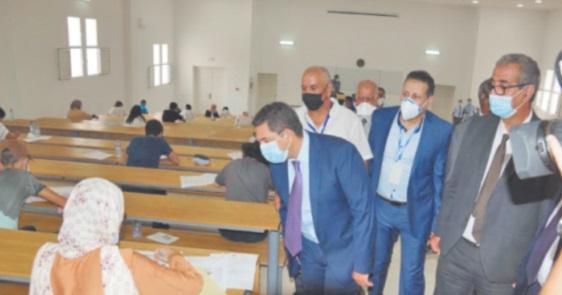 Saaid Amzazi : Le concours commun d'accès aux  Facultés de médecine vise à assurer l'égalité des chances