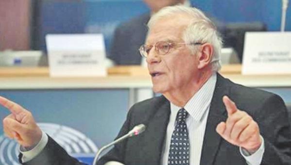 Les divagations d'Alger mises à nu par l'UE