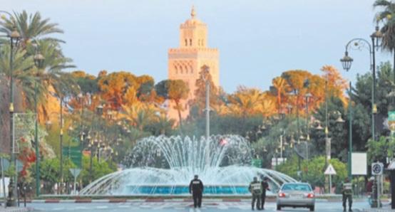 Intensification des opérations de contrôle à Marrakech