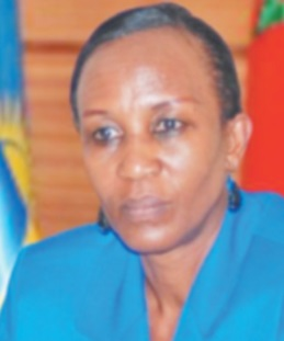 Zaina Nyiramatama nommée  ambassadrice du Rwanda à Rabat