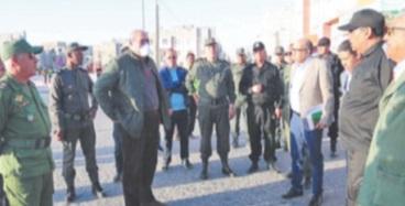 Les autorités locales de Dakhla intensifient  les opérations de sensibilisation et de prévention