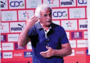 Vahid Halilhodzic expose l'identité et la philosophie de jeu au sein de l'EN