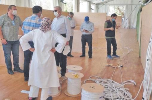 La situation épidémiologique pousse les autorités à entamer la mise à niveau des infrastructures sanitaires de Marrakech