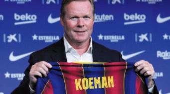 Koeman : Cruyff a été l'un de ceux dont j'ai appris le plus