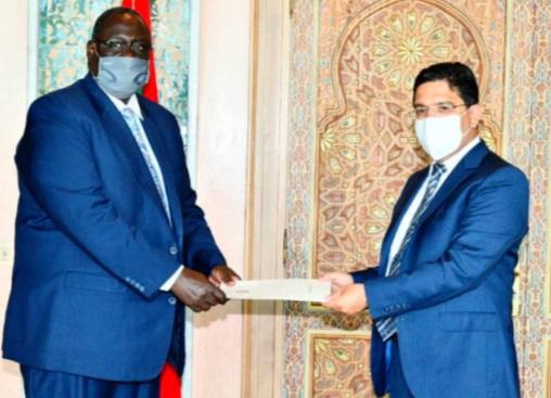 Le Soudan du Sud réitère son  soutien à notre intégrité territoriale