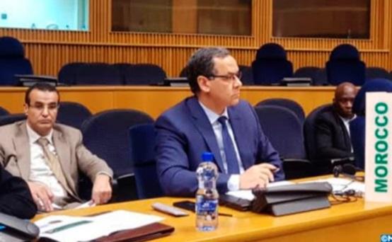 Le Maroc appelle à instaurer une bonne gouvernance  administrative et financière au sein de la Commission de l'UA