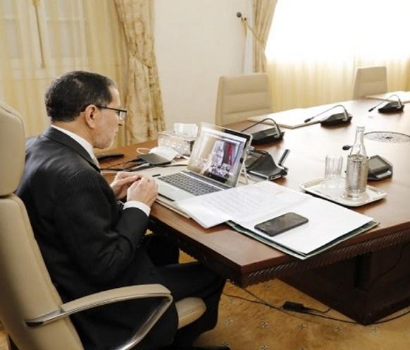 Saad Dine El Otmani appelle à activer les mécanismes  du PPP pour financer les grands projets d'investissement