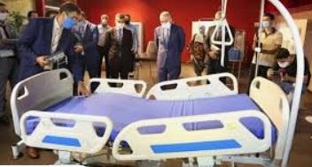 Un lit de réanimation 100%  marocain présenté à Casablanca