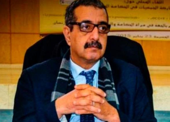 Mohamed Aouaj, directeur de l'AREF de Tanger-Tétouan-Al Hoceima