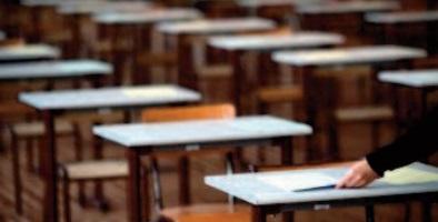 L'examen normalisé du bac prévu du 1 au 3 octobre