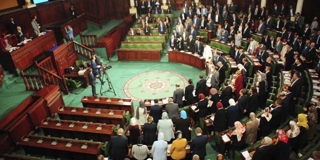 Le Parlement tunisien accorde sa confiance à un gouvernement de technocrates