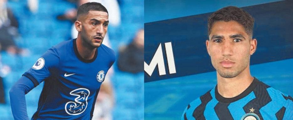 Les internationaux marocains allument le mercato des clubs européens