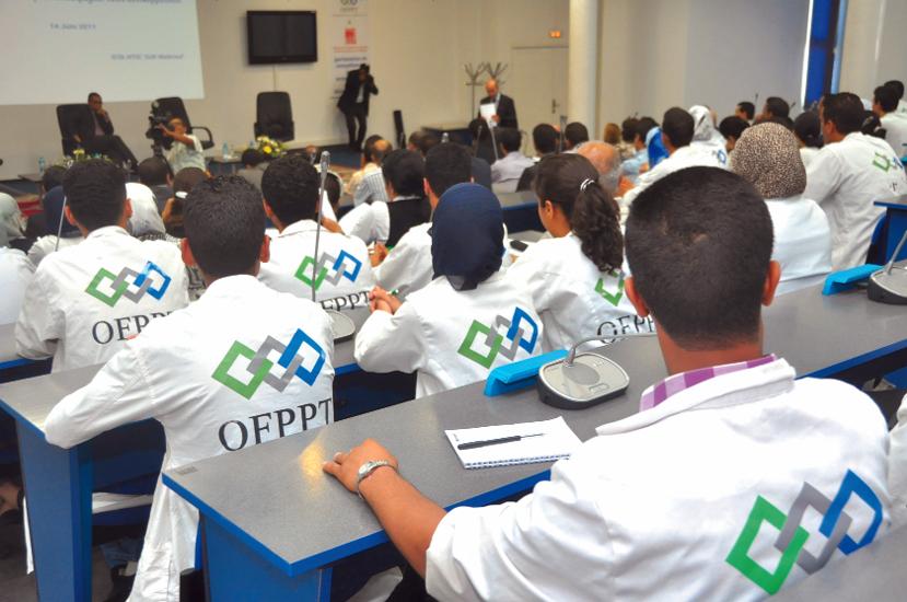 Rentrée des classes à l'OFPPT le 12 octobre