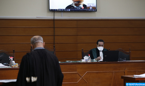 5.572 procès à distance tenus du 27 avril au 28 août