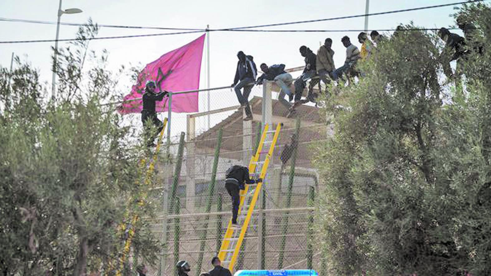 Le Conseil de l'Europe appelle Madrid à assurer de meilleures conditions d'accueil des migrants à Mellilia
