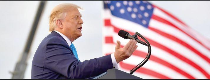 """Les soldats morts, des """"losers"""" pourTrump ? La Maison Blanche dément"""