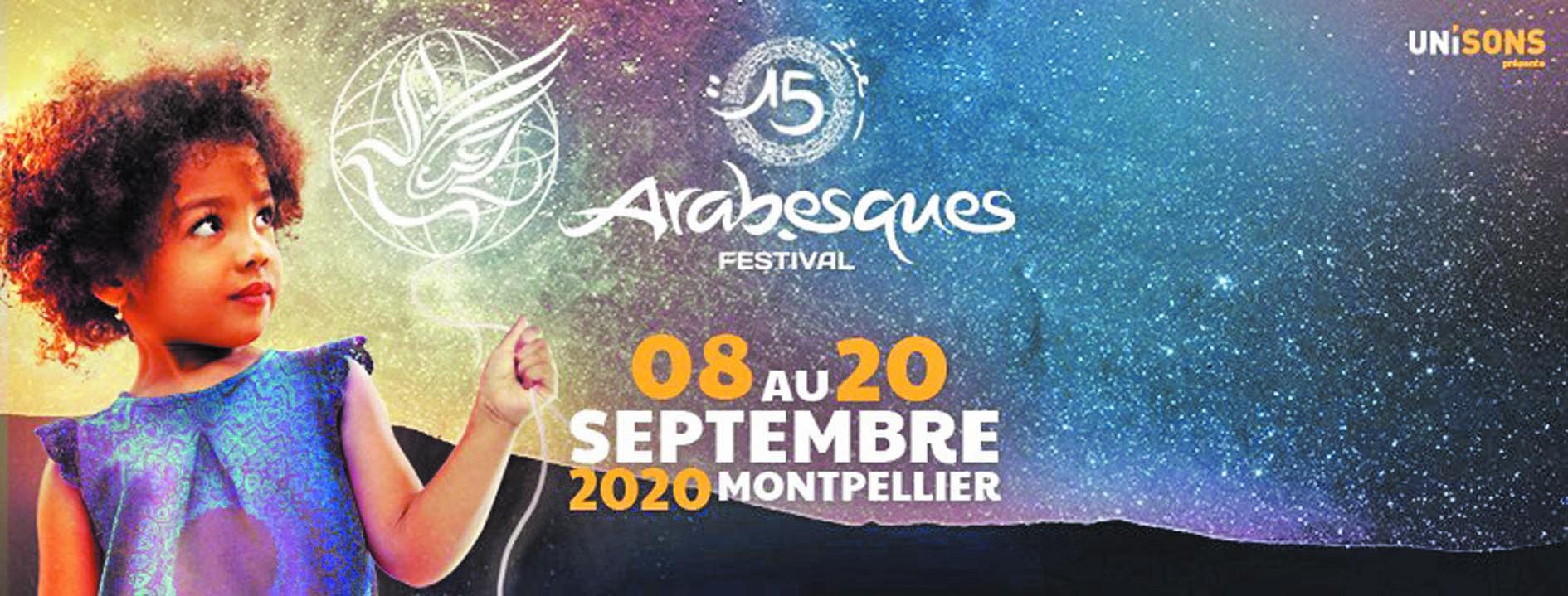 Le Festival Arabesques fête ses 15 ans malgré la crise sanitaire