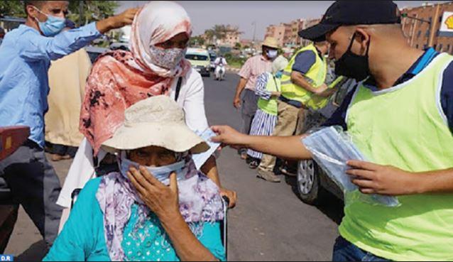 Interdiction des déplacements de et vers Khénifra et M' rirt