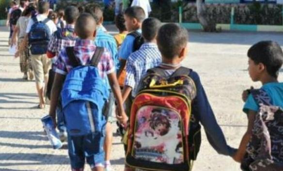 Adoption de l' enseignement présentiel en alternance à Kelaâ des Sraghna
