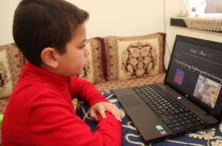L' enseignement à distance adopté dans les établissements des quartiers classés comme foyers épidémiques