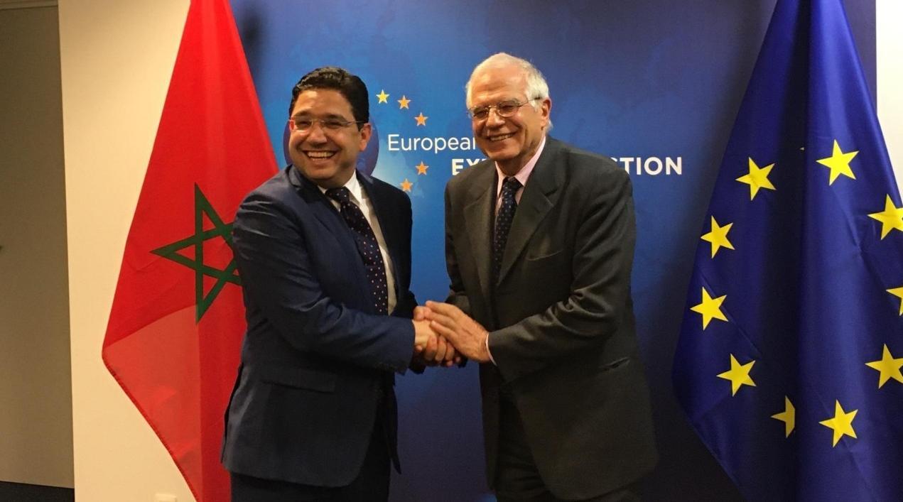 L'UE exprime sa reconnaissance au Maroc pour son rôle actif dans la résolution du conflit libyen