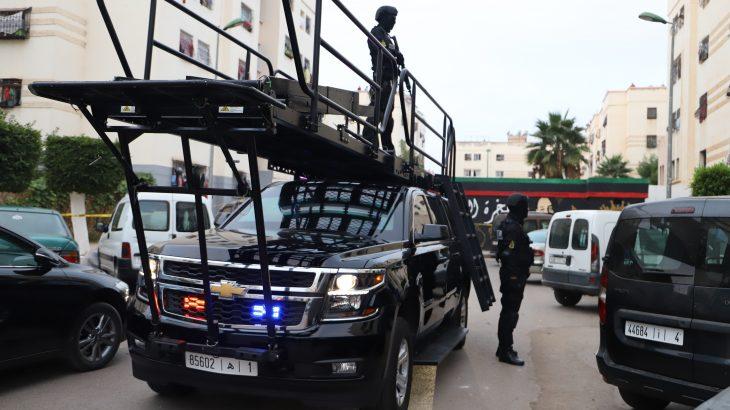 Démantèlement par le BCIJ d'une cellule terroriste liée à l'EI