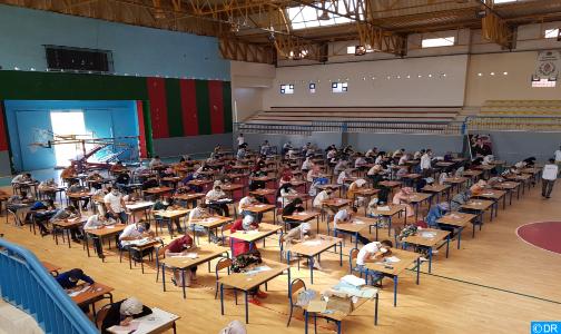 4800 étudiants passent leurs examens universitaires à El Kelaâ des Sraghna