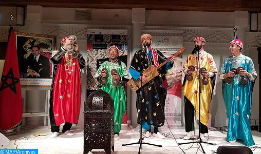 Journées culturelles marocaines sous le signe de la rencontre des traditions et de la mer